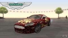 Aston Martin DB9 Female Edition