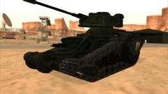 Tank aus dem Spiel TimeShift
