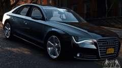 Audi A8 2010 V8 FSI