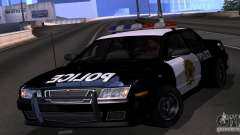 NFS Undercover Police Car pour GTA San Andreas