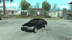 Lincoln Town Car 2002