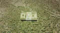 USA-Banknoten im Nennwert von $ 100