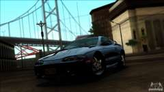 Mitsubishi Eclipse GSX 1999