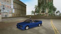 BMW M3 E30 Cabrio für GTA Vice City