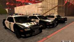 Police Civic Cruiser NFS MW