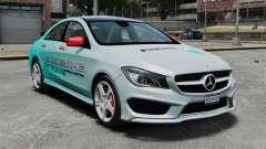 Mercedes-Benz CLA 250 2014 pour GTA 4