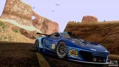 Peinture fonctionne McLaren MP4-12 c Speedhunter