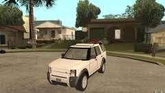 Land Rover Discovery 3 V8