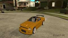 Ford Mustang GT 2005 Concept JVT LORD TUNING für GTA San Andreas