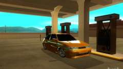 Vaz-2112 voiture Tuning pour GTA San Andreas