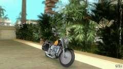 Harley Davidson FLSTF (Fat Boy) pour GTA Vice City