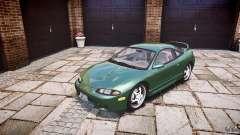 Mitsubishi Eclipse 1998