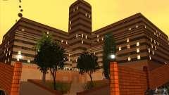 Le nouvel hôpital de HP