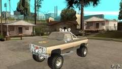 GMC Sierra Grande 1985 pour GTA San Andreas