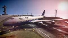 Air Force One v1.0 pour GTA 4