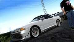 Nissan Skyline GT-R R32 1993 Tunable