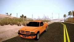 Dodge Ram 1500 Dacota pour GTA San Andreas