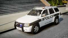 Chevrolet Trailblazer Police V1.5PD [ELS]
