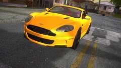 Aston Martin DBS für GTA San Andreas