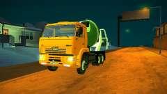 Betonmischer KAMAZ-6460