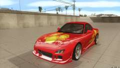 Mazda RX-7 - FnF2 pour GTA San Andreas