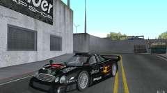 Mercedes-Benz CLK GTR road version (v2.0.0)
