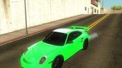 Porsche 911 GT2 (997) black edition