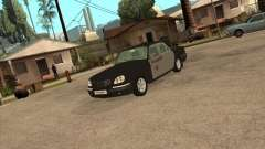 GAZ Volga 3110 Police von versandfertig für GTA San Andreas