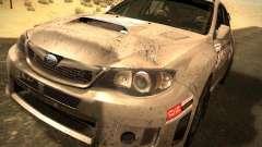 Subaru Impreza Gravel Rally für GTA San Andreas