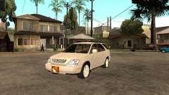 Lexus RX 300 pour GTA San Andreas