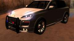 Porsche Cayenne Turbo S für GTA San Andreas