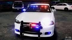Dodge Charger 2012 Slicktop ELS pour GTA 4