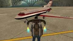 Das Flugzeug Jak-40