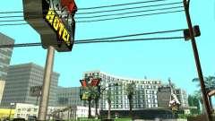 Nouvelles textures pour le V-Rock pour GTA San Andreas