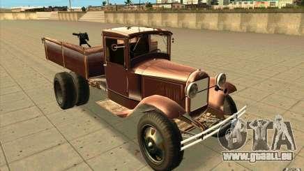 GAZ-AA für GTA San Andreas