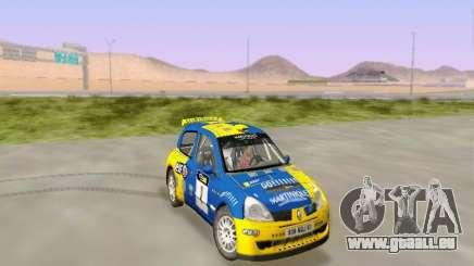 Renault Clio Super 1600 für GTA San Andreas