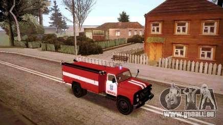Gasschlauch 30 53 Feuer für GTA San Andreas