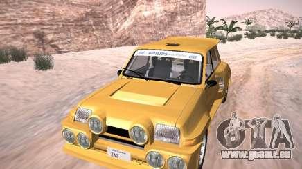 Renault 5 Turbo für GTA San Andreas