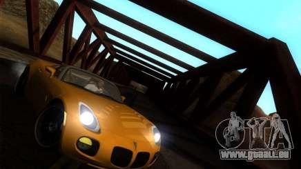 Pontiac Solstice GXP für GTA San Andreas