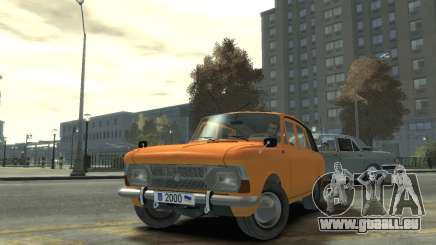 IZH 2125 Kombi pour GTA 4