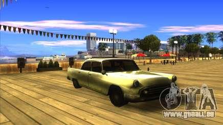 Glendale - Oceanic pour GTA San Andreas