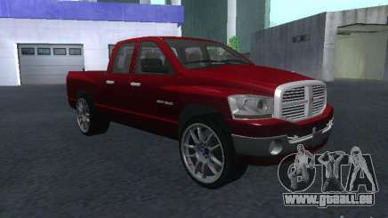 Dodge Ram 1500 v2 für GTA San Andreas