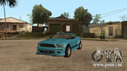 Ford Mustang GT 500 pour GTA San Andreas