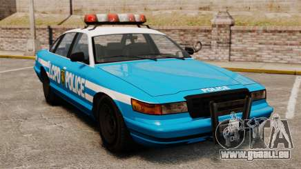 Vapid Police Cruiser ELS pour GTA 4