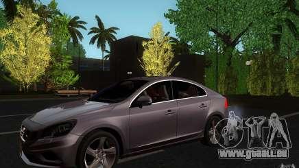 Volvo S60 2011 pour GTA San Andreas