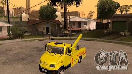 Transporteur de ZIL 5301 Bull pour GTA San Andreas