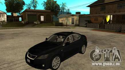 Lexus IS-F v2.0 pour GTA San Andreas