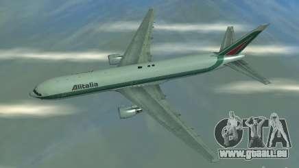 Boeing 767-300 Alitalia pour GTA San Andreas