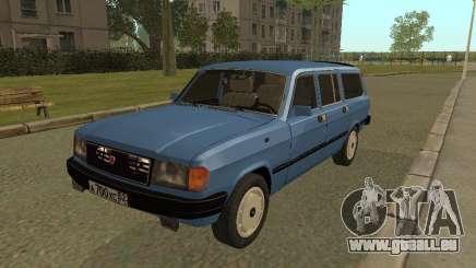 GAZ Wolga 31022 für GTA San Andreas