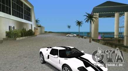 Ford GT für GTA Vice City